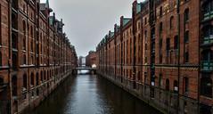 Mysterious Hamburg