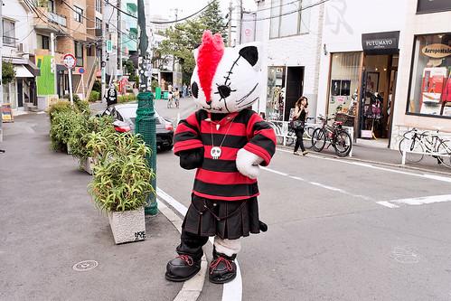 Hangry, Not Angry, Harajuku