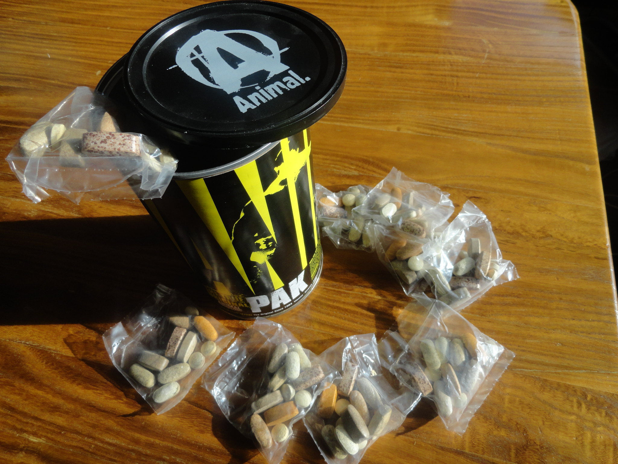 Animal Pak Bodybuilding and Fitness supplement(3) | Flickr ...