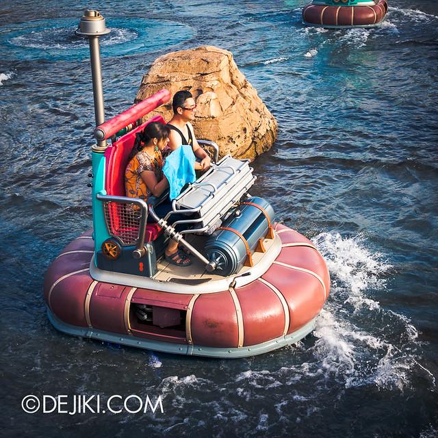 Tokyo DisneySea - Port Discovery - Aquatopia