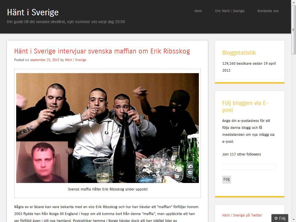 forrvirrede svensker