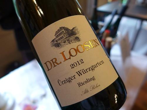 Dr Loosen Wuerzgarten 2012