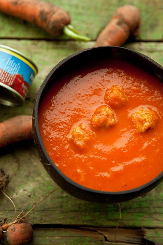 tomatensoepmetballetjes