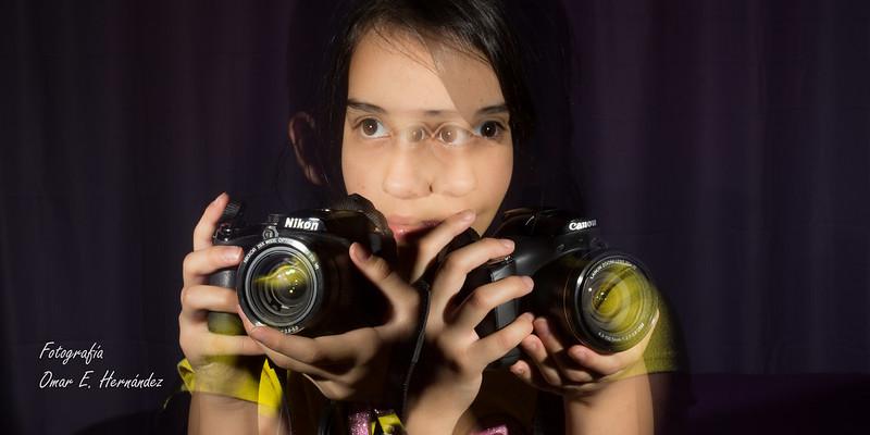 Trastorno Bipolar tomando fotos con la mejor cámara