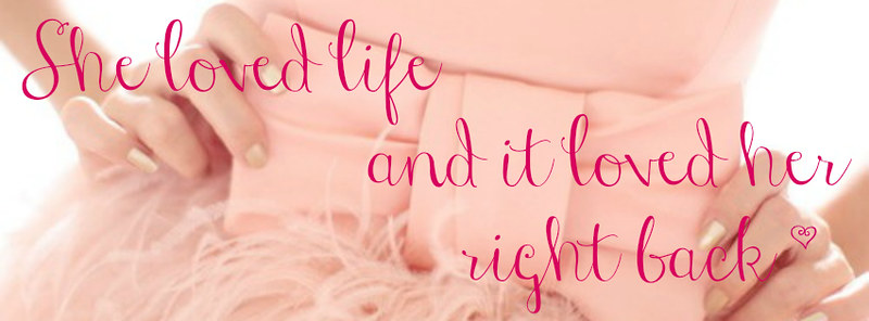 Pink Quote Facebook Timeline Cover