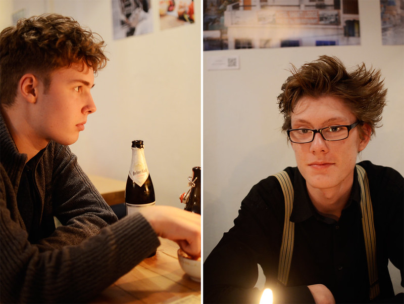 leo und tom