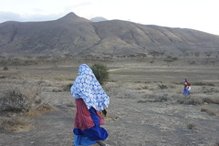 Walking with the Maasi - Maasi Steppe - Northern Tanzania