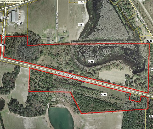 1253 New Statenville Highway parcel 0162 010