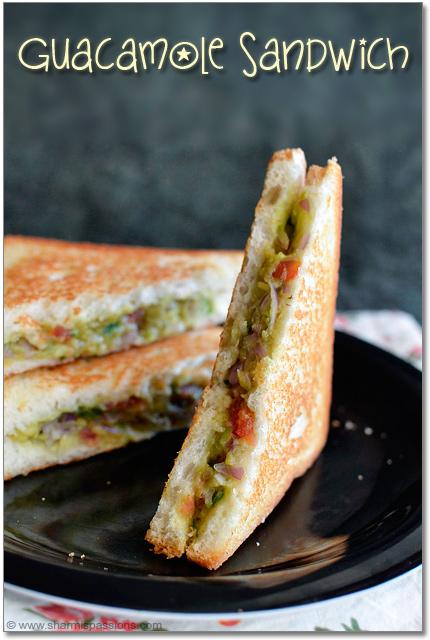how to make avocado bread spread