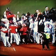 That's how you do it!!!! #redsoxnation #bostonstrong