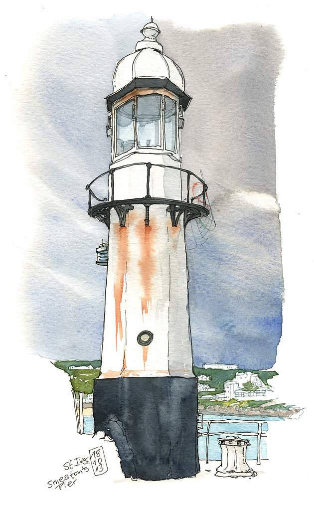 St. Ives, Old Lighthouse