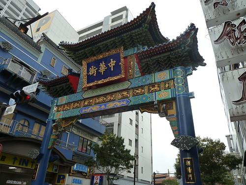 中華街 朝陽門