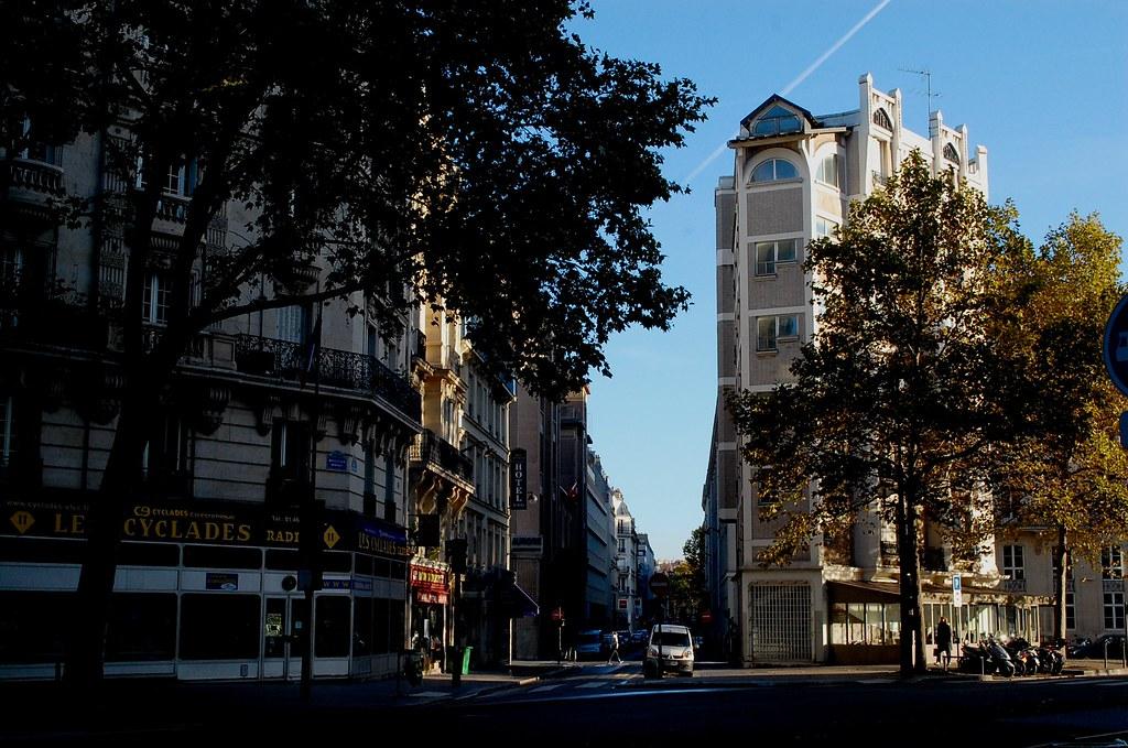 Hotel Marcel Parigi