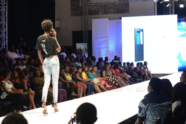 Samsung Goes Glam at the Glitz African Fashion Week