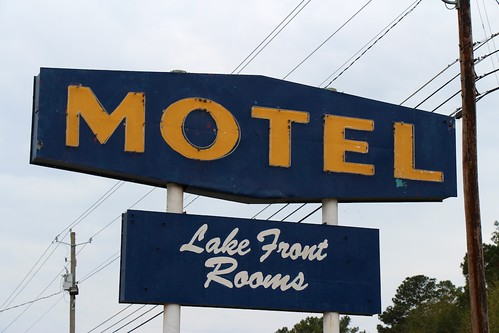 Lake Front Motel @ Pell City