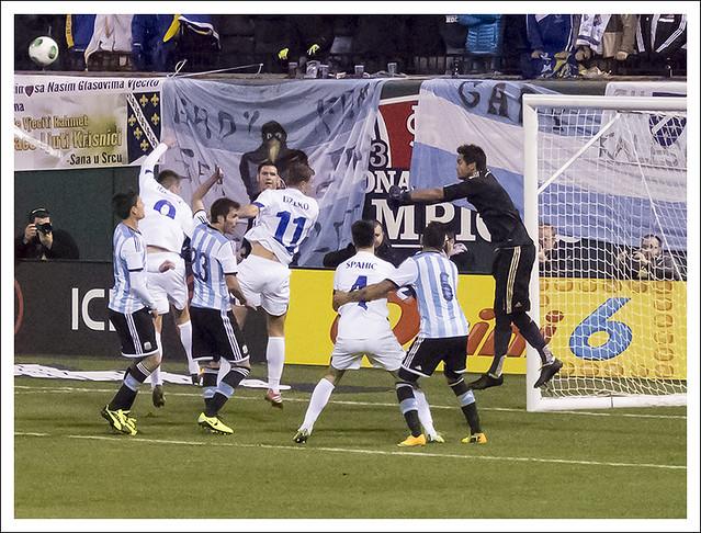 Argentina v Bosnia 3