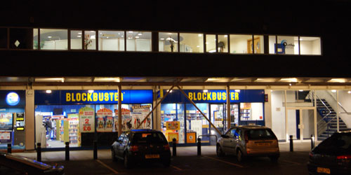 The last Blockbuster stores to close by December 16