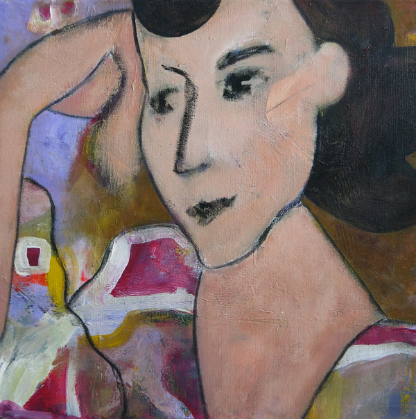 Matisse Woman - Background