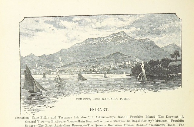 Image taken from page 168 of 'Cassell's Picturesque Australasia. Edited by E. E. M. With ... illustrations'
