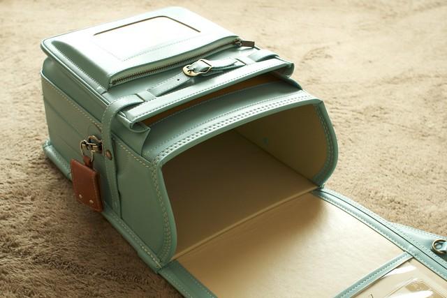 土屋鞄のランドセル2014レビュー14