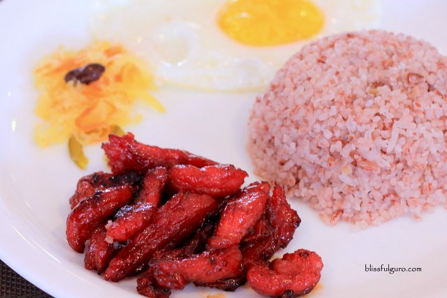 Baguio Holiday Villas Breakfast