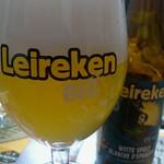 ベルギービール大好き!! レールケン ビオ スペルト ブロンシュ Leireken BIO Witte Spelt/Blanche D'Epeautre