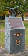 Memorial to Airmen Helping Warsaw