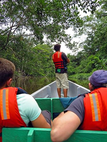 Cuyabeno River Ecuador
