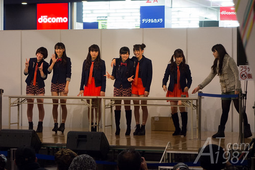 Fairies Mini Live at AEON Mall Tsuchiura