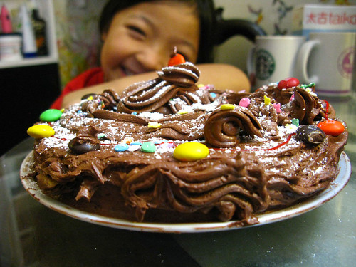 chocolate, birthday, cake, kid, project,recipe