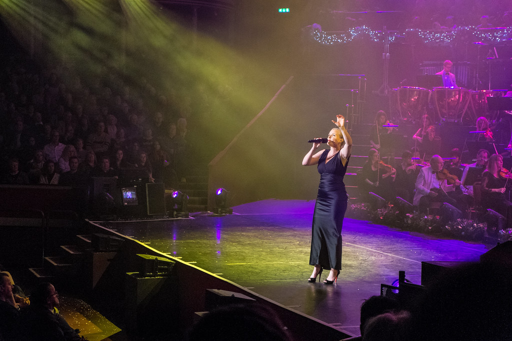 Christmas Spectacular @ Royal Albert Hall: Kerry Ellis