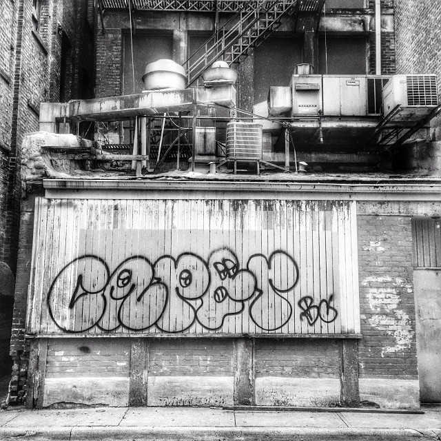 downtown alleys #makecincyyours #wherepigsfly #cincinnati #porkopolis
