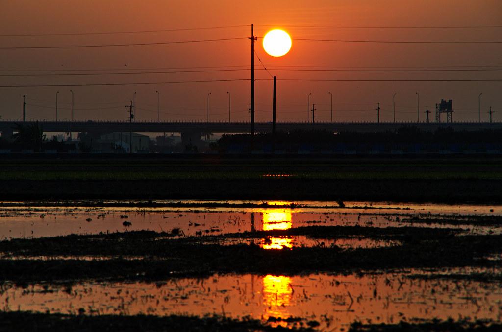 2013最後的夕陽