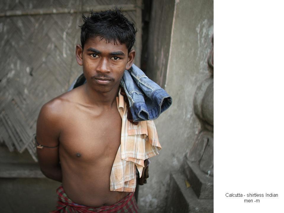Indian shirtless guys