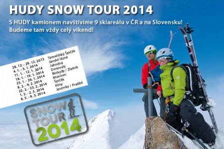 HUDY SNOW TOUR 2014