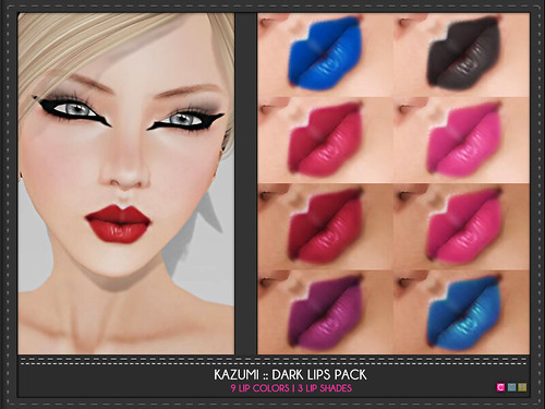Kazumi Dark Lips