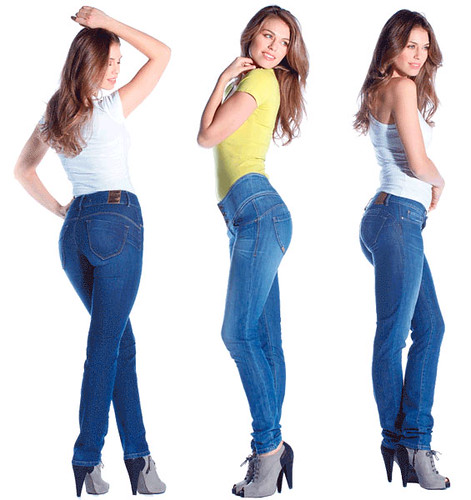 Jeans Salsa Coleccion Push Up Mujer Fashiontotal Net