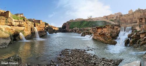 canon iran waterfalls historical ایران hydraulic آبشار khuzestan شوشتر خوزستان shushtar watermills کانن آسیاب sx30