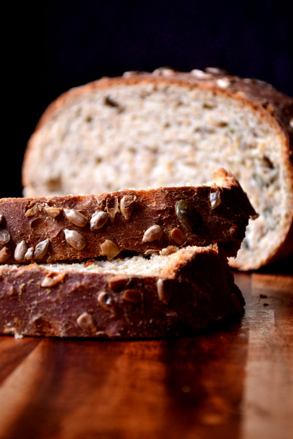 Mixed Seed and Honey Bread Recipe (1)