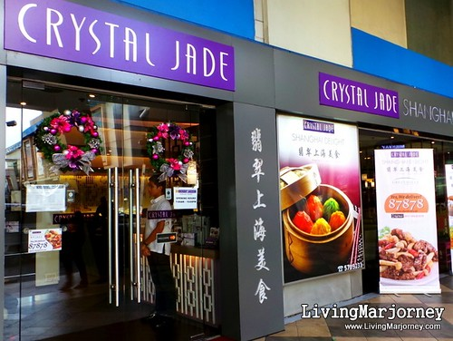 Crystal Jade, Shanghai Delight in Greenhills