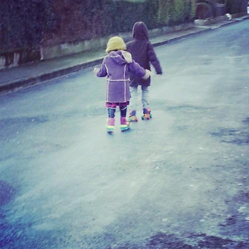 ★ les rollers c'est la vie ★ #children #roller #ourlittlefamily #france