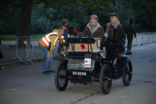 2013 London To Brighton Rally, Hyde Park, Car069