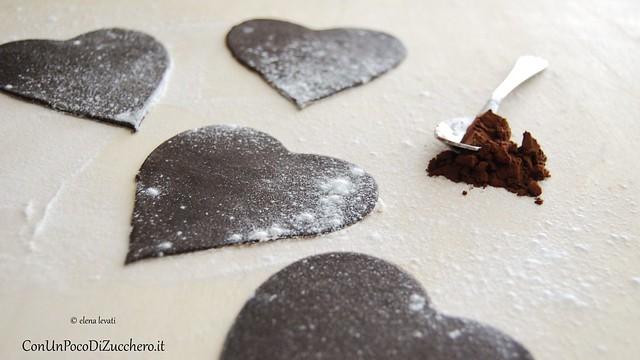 Lasagnetta al cacao