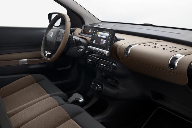 C4 Cactus: het mooiste interieur | Citroen nieuws - Citroën-Forum.nl