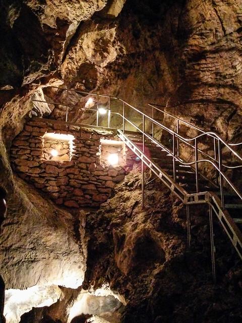 Pálvölgyi Cave, Budapest, Hungary