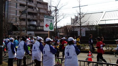 2014/02 京都マラソン2014 #02