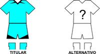 Uniforme Selección Oleariense de Fútbol