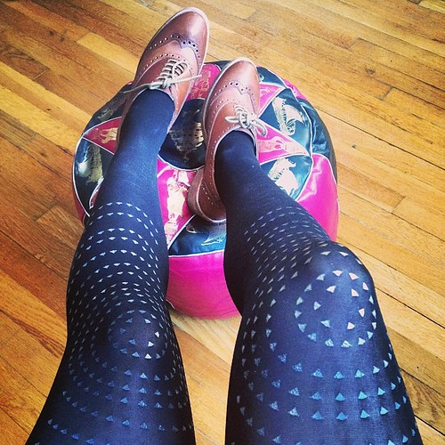 #tights #triangles #wingtips