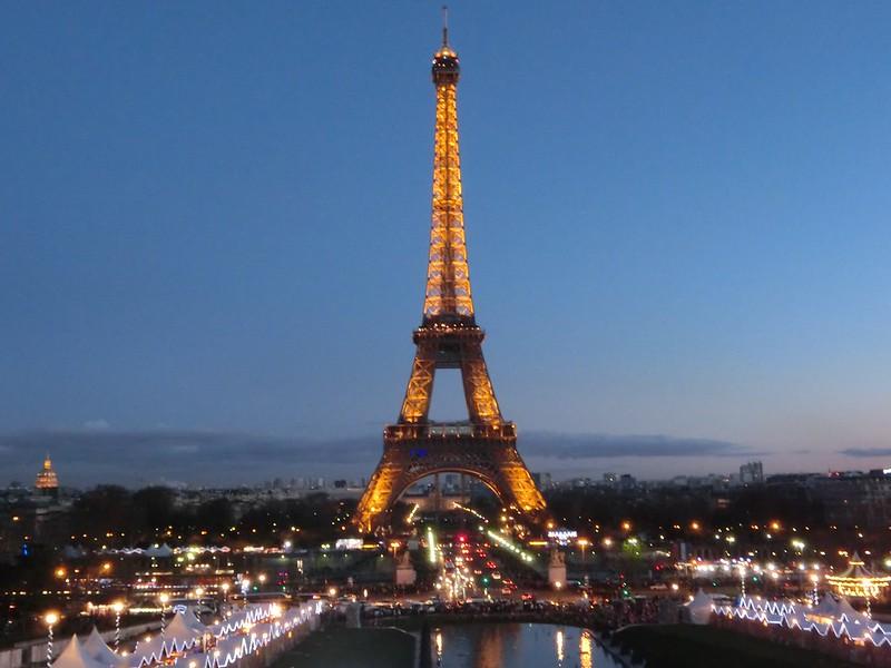 17度C法國只懂中文旅行-艾菲爾鐵塔-巴黎- (28)