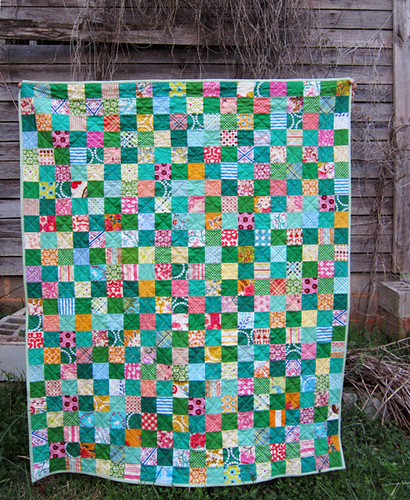Seedlings quilt